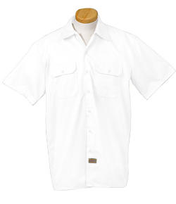 Dickies Adult 5.25 Ounce Short Sleeve Work Shirt (WAS STYLE 1574)